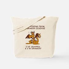 Misc-Snapdragon-Shirt-3-BrownGold.gif Tote Bag