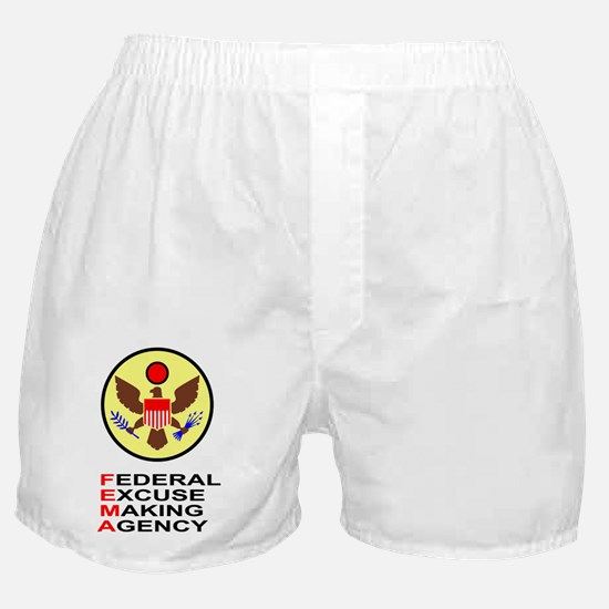 FEMA.gif Boxer Shorts