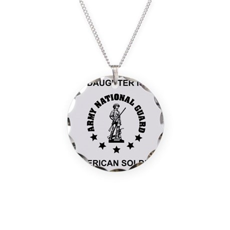 ARNG-My-Daughter.gif Necklace Circle Charm
