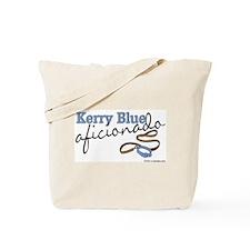 Kerry Blue Aficionado Tote Bag