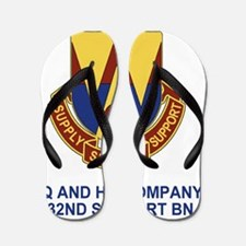 ARNG-132nd-Support-Bn-HHC-Family-MouseP Flip Flops
