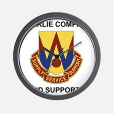 ARNG-132nd-Support-Bn-C-Co-Shirt-2.gif Wall Clock