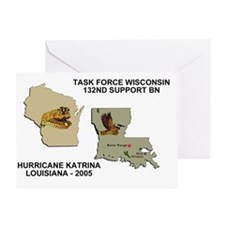 ARNG-132nd-Support-Bn-Task-Force-Wis Greeting Card