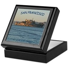 Alcatraz SF - Keepsake Box