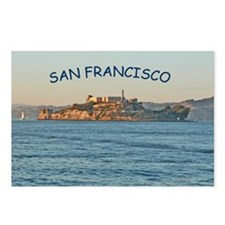 Alcatraz SF - Postcards (Package of 8)