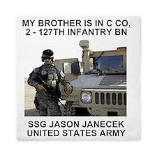 Jason-Janecek-My-Brother-1.gif Queen Duvet
