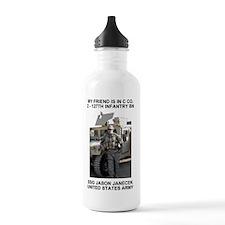 Jason-Janecek-My-Frien Water Bottle