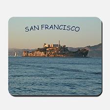 Alcatraz SF - Mousepad