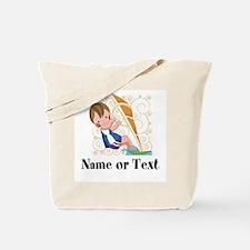 Little Windsurfer Tote Bag
