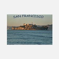 Alcatraz SF - Rectangle Magnet (10 pack)