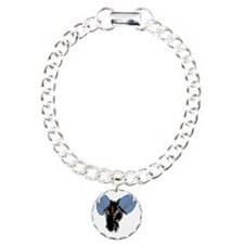 ARNG-127th-Infantry-B-Co Charm Bracelet, One Charm