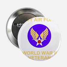 "AAF-Veteran-Black 2.25"" Button"