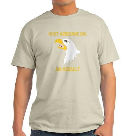 Army-101st-Airborne-Div Light T-Shirt