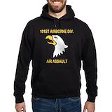 101st airborne division Hoodie (dark)