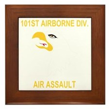Army-101st-Airborne-Div Framed Tile