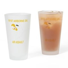 Army-101st-Airborne-Div Drinking Glass