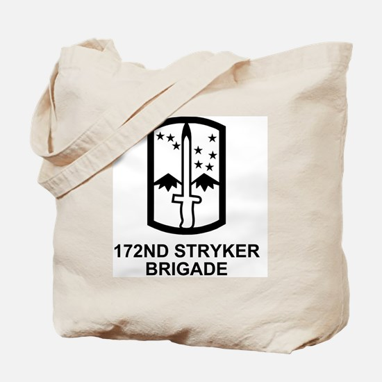 Army-172nd-Stryker-Bde-Messenger-4.gif Tote Bag