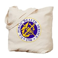 USPHS-Black-Shirt Tote Bag