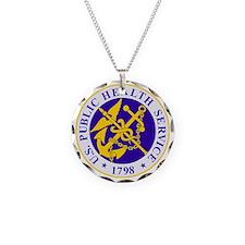 USPHS-Black-Shirt Necklace