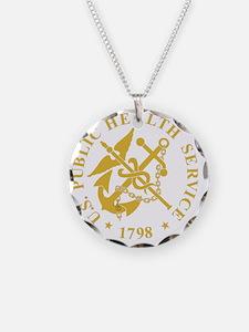 USPHS-Black-Shirt-3 Necklace