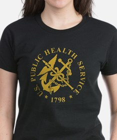 USPHS-Black-Shirt-3 Tee
