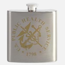 USPHS-Black-Shirt-3 Flask