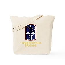Army-172nd-Stryker-Bde-Black-Shirt-3 Tote Bag