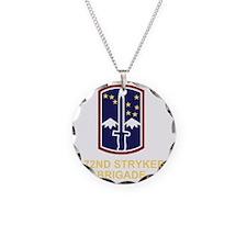 Army-172nd-Stryker-Bde-Black Necklace