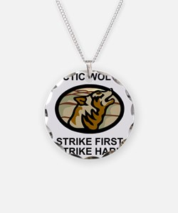 Army-172nd-Stryker-Bde-Arcti Necklace