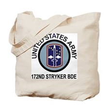 Army-172nd-Stryker-Bde-Arctic-Wolves-1-Ba Tote Bag