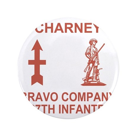 """ARNG-127th-Infantry-Charney-2.gif 3.5"""" Button"""