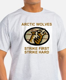 Army-172nd-Stryker-Bde-Arctic-Wolves T-Shirt