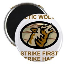Army-172nd-Stryker-Bde-Arctic-Wolves-2A-Bon Magnet