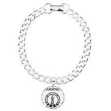 ARNG-Seal-Charney.gif Charm Bracelet, One Charm