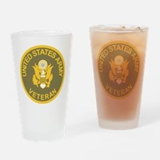 Army-Veteran-Olive-Gold.gif Drinking Glass