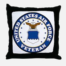 USAF-Veteran-Bonnie-3.gif Throw Pillow