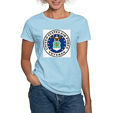 USAF-Veteran-Bonnie-2.gif T-Shirt