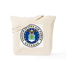 USAF-Veteran-Bonnie-2.gif Tote Bag