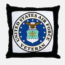 USAF-Veteran-Bonnie-2.gif Throw Pillow