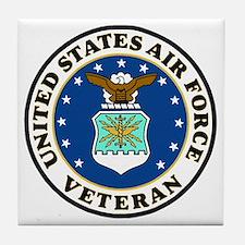 USAF-Veteran-Bonnie-2.gif Tile Coaster
