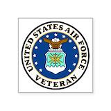 Air force veteran Square