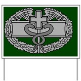 Combat medic Yard Signs