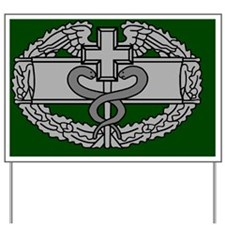 Army-Combat-Medic-Postage.gif Yard Sign