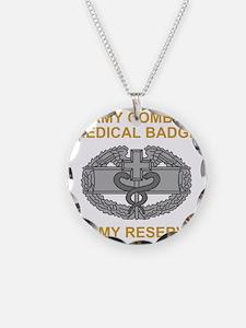 USAR-Combat-Medical-Badge-Bl Necklace
