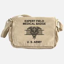 Army-Expert-Field-Medical-Badge-Shir Messenger Bag