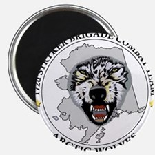 Army-172nd-Stryker-Bde-Arctic-Wolves-Patch- Magnet