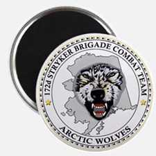 Army-172nd-Stryker-Bde-Arctic-Wolves-Black- Magnet