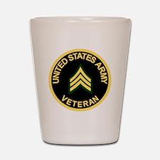 Army-Veteran-Sgt-Black.gif Shot Glass