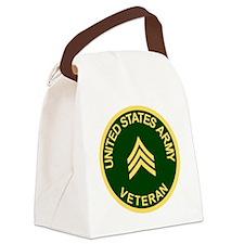 Army-Veteran-Sgt-Green.gif Canvas Lunch Bag