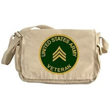 Army-Veteran-Sgt-Green.gif Messenger Bag